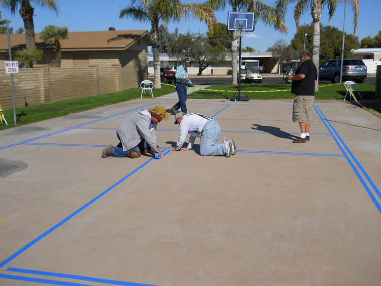 pickle ball rules At golden village palms in hemet, california, you can learn how to play pickleball our pickleball courts are certified by the usa pickleball association.